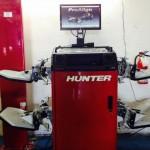 Hi Star Auto Center Las Vegas laser alignment machine