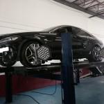Mercedes Alignment