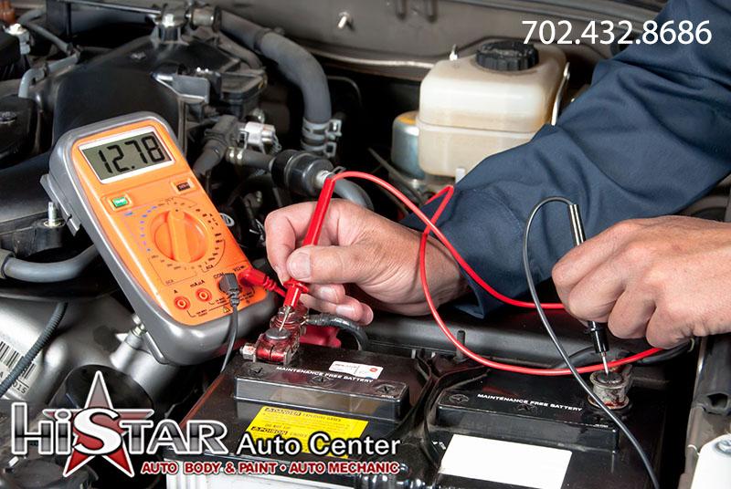 InspectYourBattery with HiStar Auto Center