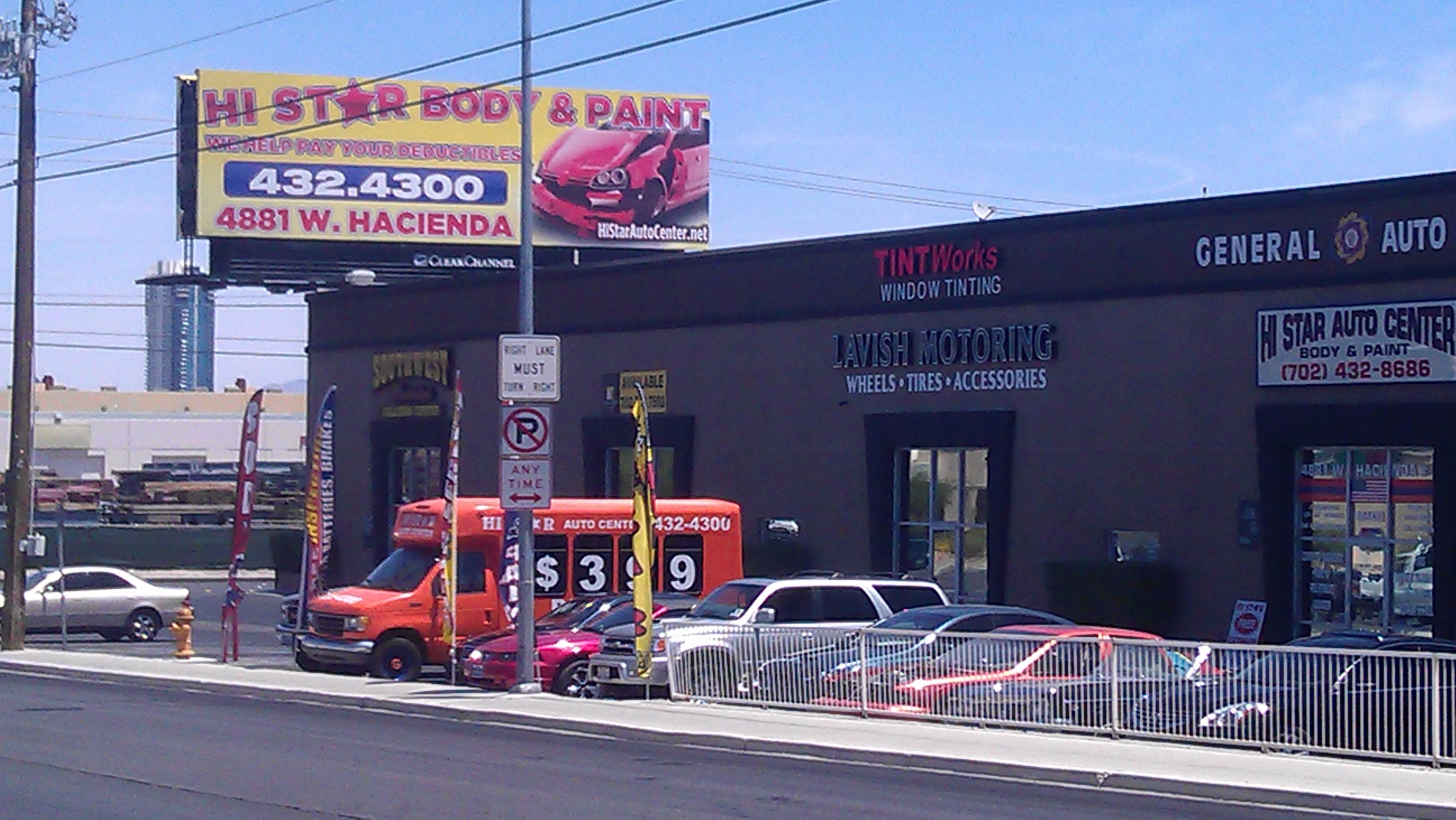 Billboard of Business