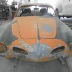 Vintage Restoration Before
