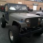 Jeep Wrangler Before