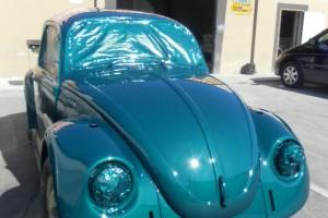 VW BUG AFTER