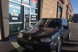 VW GOLF AFTER